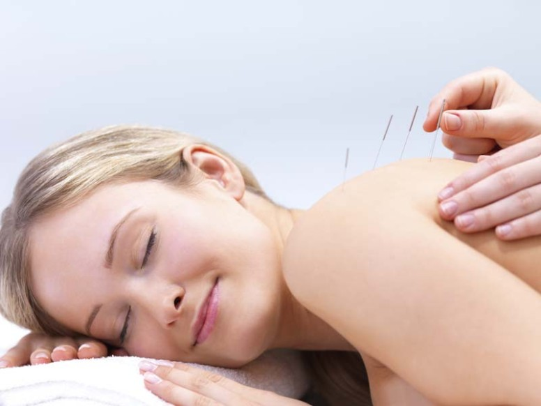 health benefits of acupuncture for woman, cork