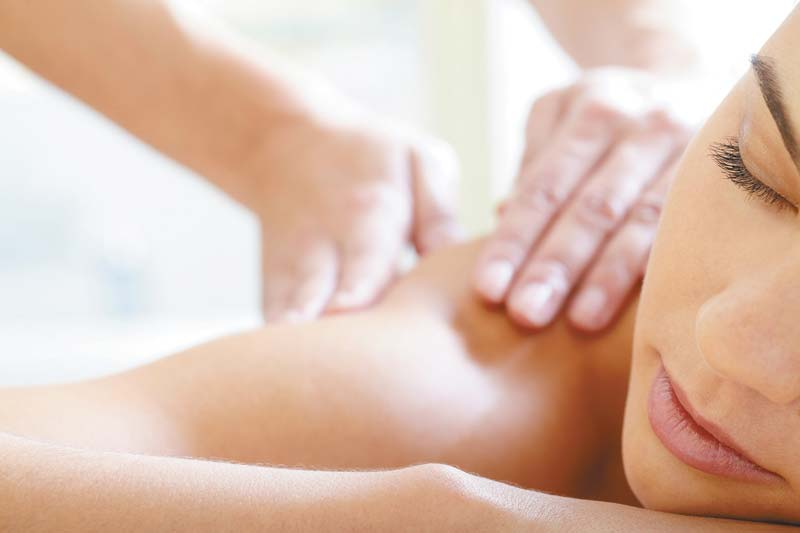Therapeutic Massage cork with david hankey